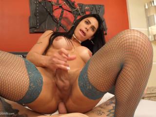 Nicole Lopes Tongue Bath, Swallowing