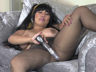 Amy Latina - Home worker..