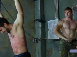 RusCapturedBoys - Rent-a-Body V - Mikhail - Part II