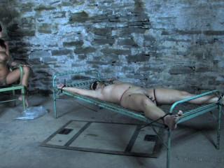 Sadism & masochism HD Porno Flicks A 2 Dame Predicament bondage vol.2