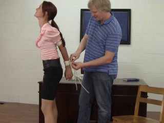 Madalynn Raye - Wants New Manuals, Gets A Chair Tie