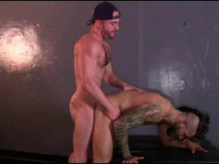 Bareback Inner Devil -  Antonio Biaggi, Brandon Hawk, Tate Ryder