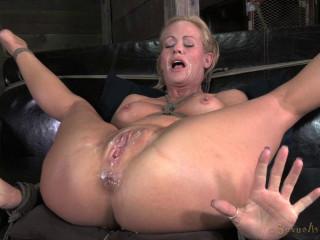 Milf-tastic Simone Sonay roughy fucked by black cock , HD 720p