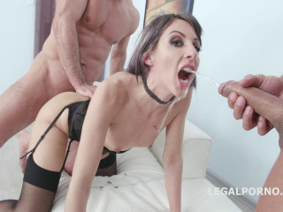 Fucking Wet juice Festival with Vicky Sol Balls Deep Anal - HD 720p