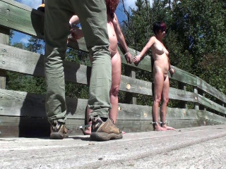 Screwed to Bridge w Piper