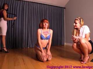 Chloe, Natalya and Lizzy Domestic Girl Cruelly Whipped Until Limp (2017)