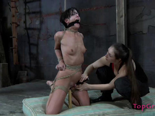 She is a good submissive