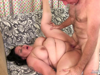 Lacy Bangs - Fat Dick for a Fat Butt
