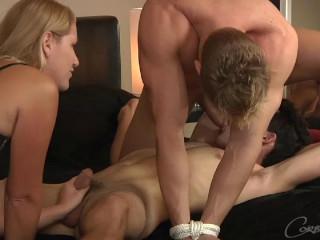 Ashley Predominates Connor & Sean