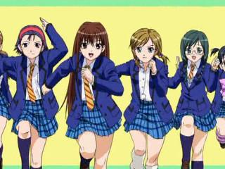 Joshikousei: Girl`s High Ep. 4