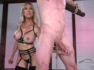 Brandi Love - Edging Restraints