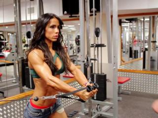 Andreia Brazier - Fitness Model
