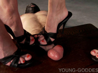 Extraordinary cock and ball torture