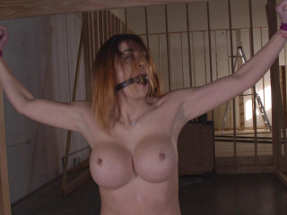 Fragile Slave Big Boobs, Bound, and Cuming