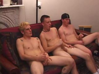 Young amateur boys