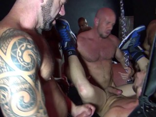Big Sex Club Orgy