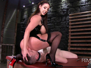Angela White - Angela's Backside Muncher
