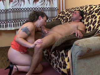Niki hot Mummy fisted rock hard and analed
