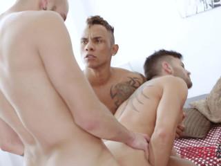Carlos Leão, Andy Star, Patrick Dei
