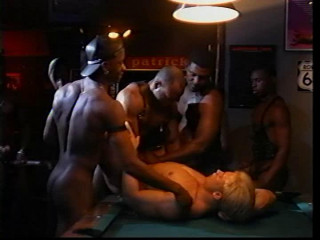 Big Video – Black Leather Gang Bang (1997)