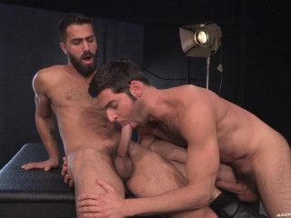 Raging Stallion - Adam Ramzi & Dario Beck (1080p)