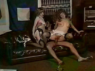 Assfuck Double penetration Blonde: A Connie Peters Bevy