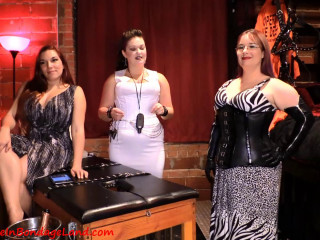 Hosted by Maitresse Renee - Behind the Scenes