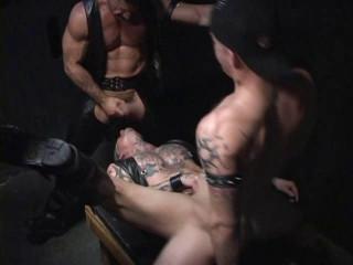 Hard Leather Orgies
