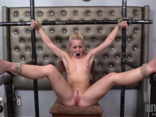 Dungeon Corp - Aubrey Marie - Aubrey's First Bondage part 4
