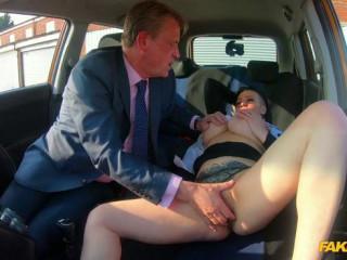 Busty businesswoman fucked by boss