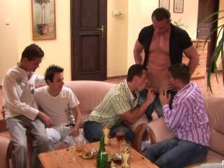 Bachelor Party Bash