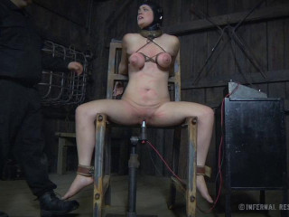 Restrain bondage Is The Fresh Black: Scene 2