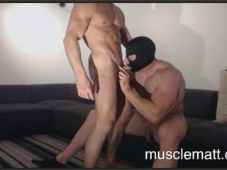 Musclematt #108 - Matt & Brad Underground Episode 1