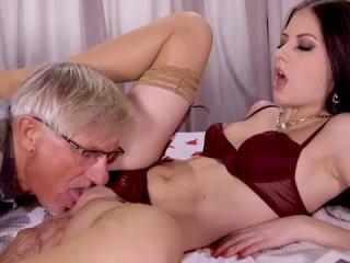 Rebecca Volpetti - Valentine's Anal Fuck