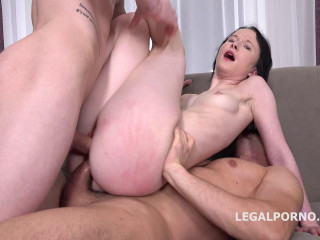 Sweetie Plum First Time DP with Rough Action