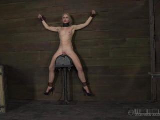 Raunchy Restrain bondage Ballerina