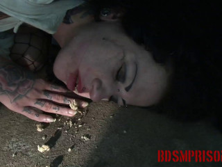 BDSMPrison - Lise is Disciplined in Solitary Confinement with Waterboarding & Humiliation