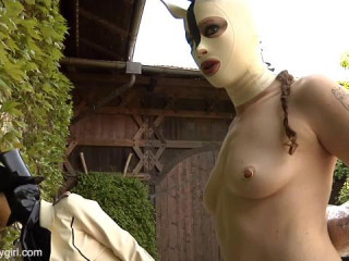 Mistress Trains Kinky Ponygirl - Sandra and Anna Rose