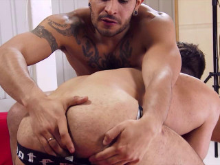Lucio Saints and Jake Bolton
