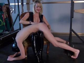 Mistress Tess CBT Slave