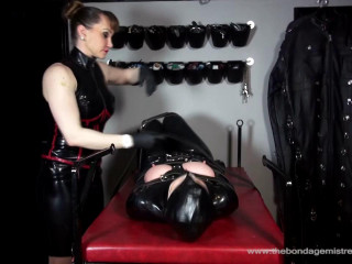 12 Trials of Kinky Plaything - Hot Wax Pt 1-3