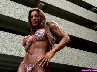 Amy Fargo - Fitness Model