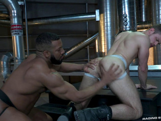 RagingStallion - Raw Power - Kurtis Wolfe, Jay Landford 1080p