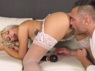 Hot And Wild Foreplay With Chanel Grey LIVE!
