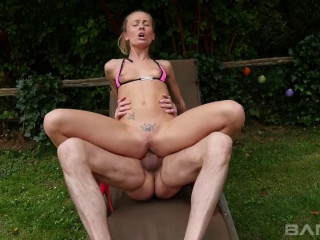 Sex In The Sauna  scene 2