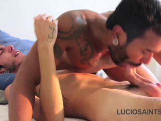 Sasha Erre and Lucio