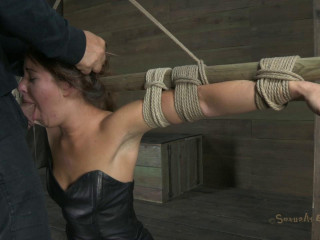 Innocent Girl Next Door Turned into a Bondage Slut