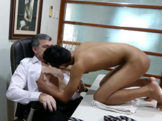 Daddy's Asians - Pulverize Me Tighter Chief