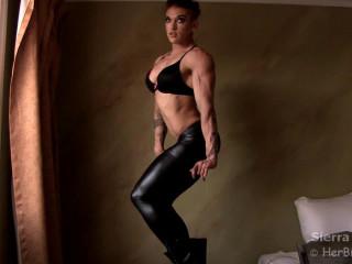 Sierra Mangus - BodyBuilder