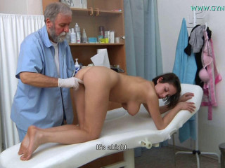 Anabelle Twenty one years female gynecology check-up (2016)